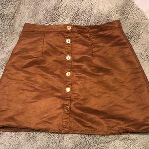 Gorgeous fall skirt